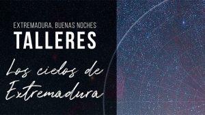 los cielos de Extremadura