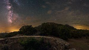 Extremadura, buenas noches en la revista traveler