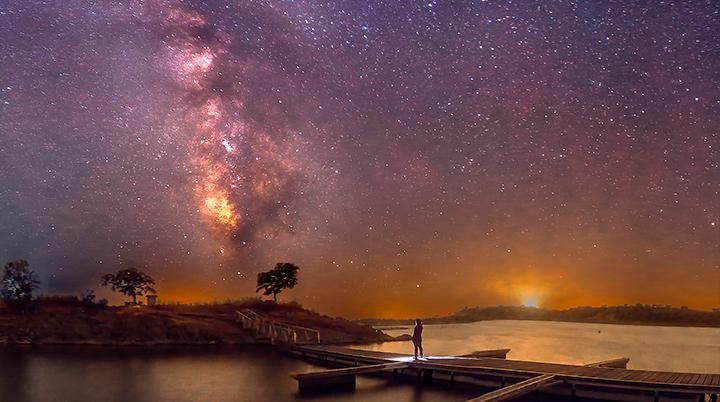 7 nuevos destinos starlight en Extremadura